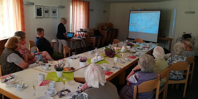 Vortrag beim Frauenkreis Völkenrode