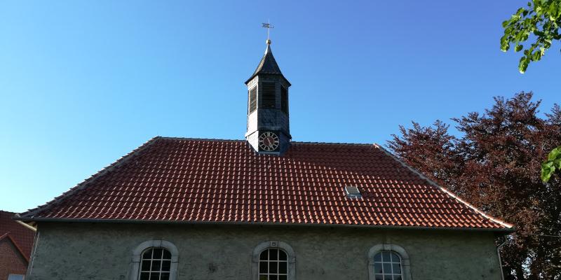 Himmelfahrt an der Kirche Völkenrode